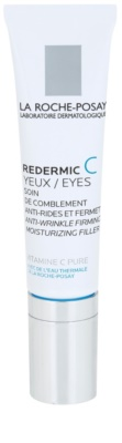 La Roche-Posay Redermic [C] ránctalanító szemkrém az érzékeny arcbőrre